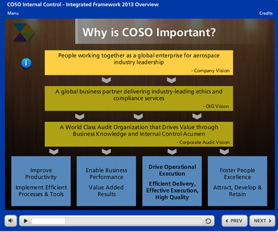 COSO Framework Overview
