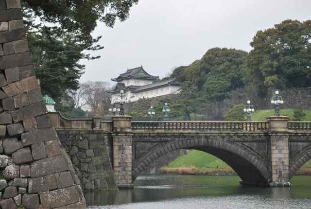 Tokyo Castle Bridge