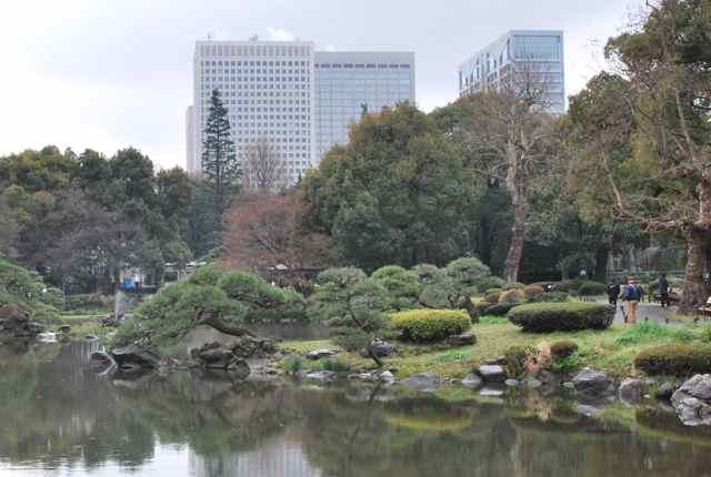 Tokyo Castle Park