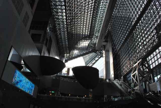 JR Station in Nagoya